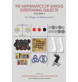 BODV The Mathematics of Various Entertaining Subjects, Volume 3 (Hardcover)