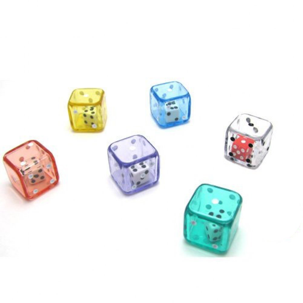 TRIN Double Dice Pair (2)