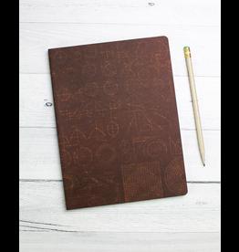 BODV Mathematics Softcover Notebook - Dot Grid Paper