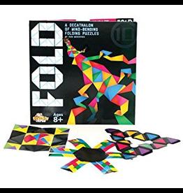 GATO FOLD: Origami Brainteaser