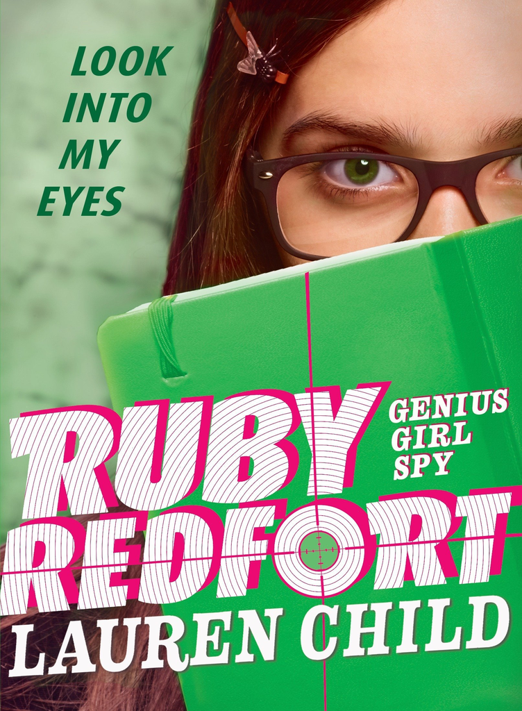 BODV Ruby Redfort: Look Into My Eyes