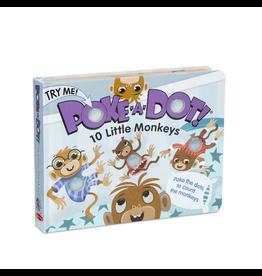 BODV Poke-A-Dot: 10 Little Monkeys