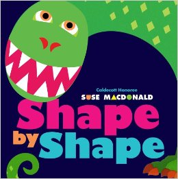 BODV Shape by Shape Book