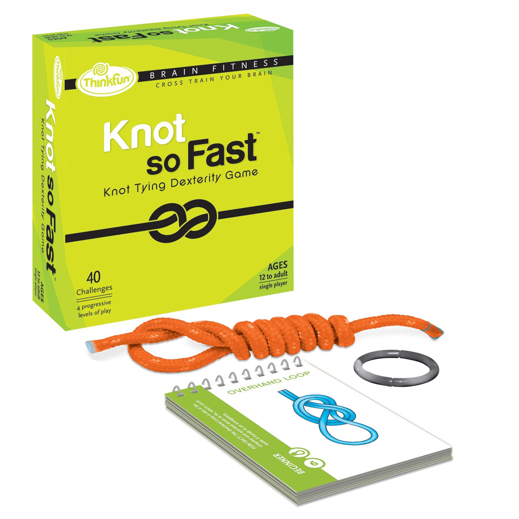 GATO Knot So Fast: Brain Fitness