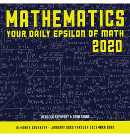 BODV Mathematics Calendar 2020: Your Daily Epsilon of Math