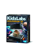 GATO 3D Hologram Toy