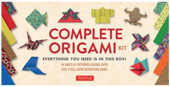 BODV Complete Origami Kit