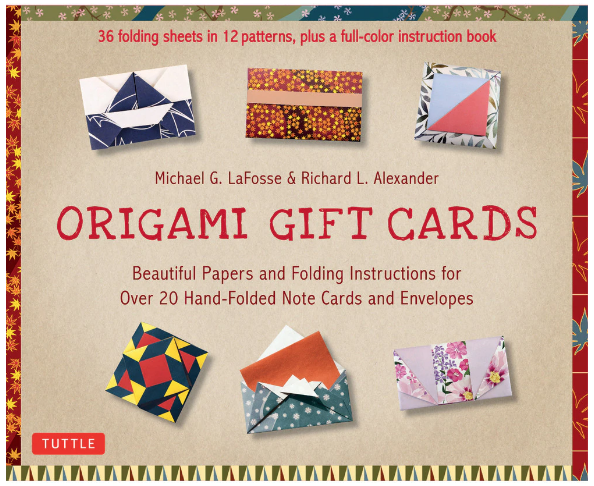 BODV Origami Gift Card Making Kit