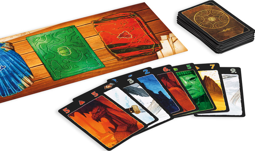 GATO Lost Cities: The Original Card Game