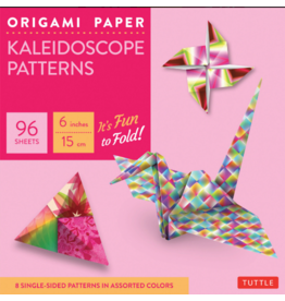 BODV Origami Paper: Kaleidoscope Patterns