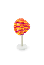 HOME Mini Lollipopter w/stand - Orange Mix / Mango