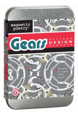 HOME Gear Pattern Design Magnet
