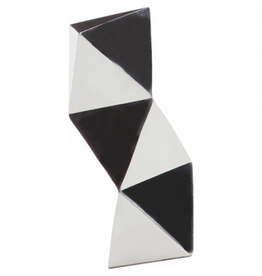 HOME Polygon Table Vase, 20.5""