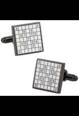 JEWE Sudoku Cufflinks