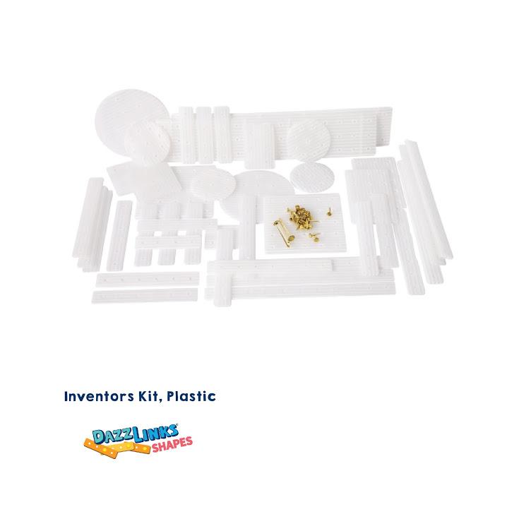GATO DazzLinks Shapes, Plastic Inventors Kit