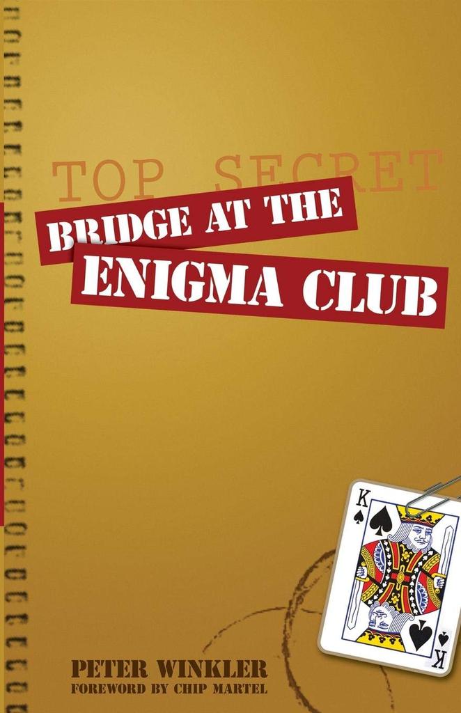 BODV Bridge at the Enigma Club