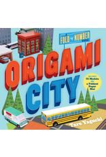 BODV Origami City: A Fold-By-Number Book