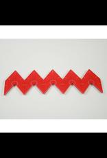 GATO Star Magnet Set - 10 Red