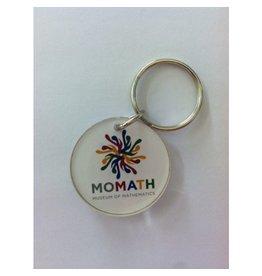 TRIN MoMath Acrylic Keychain