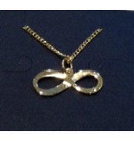 JEWE Infinity Pendant
