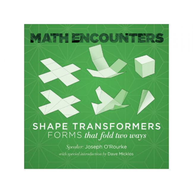 BODV Math Encounters   Shape Transformers (DVD)