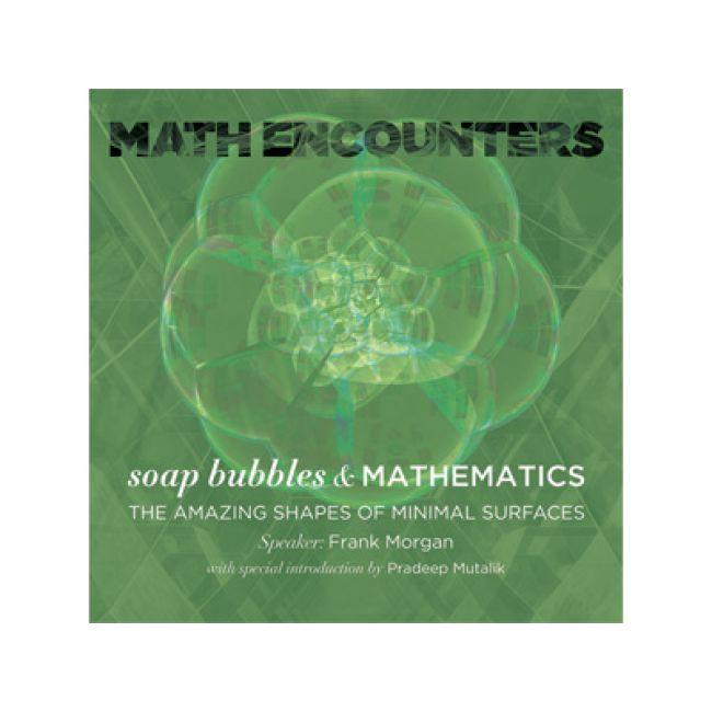 BODV Math Encounters | Soap Bubbles and Mathematics (DVD)