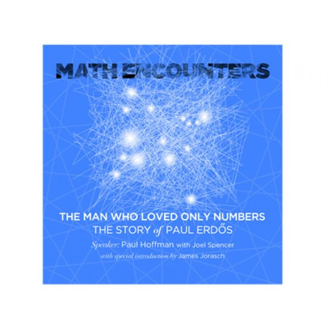 BODV Math Encounters | The Man Who Loved Only Numbers (DVD)