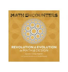 BODV Math Encounters | Revolution and Evolution in Math and Design (DVD)