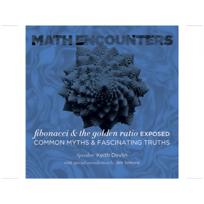 BODV Math Encounters | Fibonacci & the Golden Ratio Exposed (DVD)