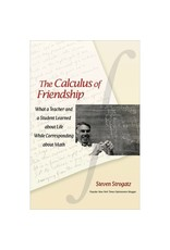 BODV The Calculus of Friendship: What a Teacher and a Student Learned about Life While Corresponding about Math