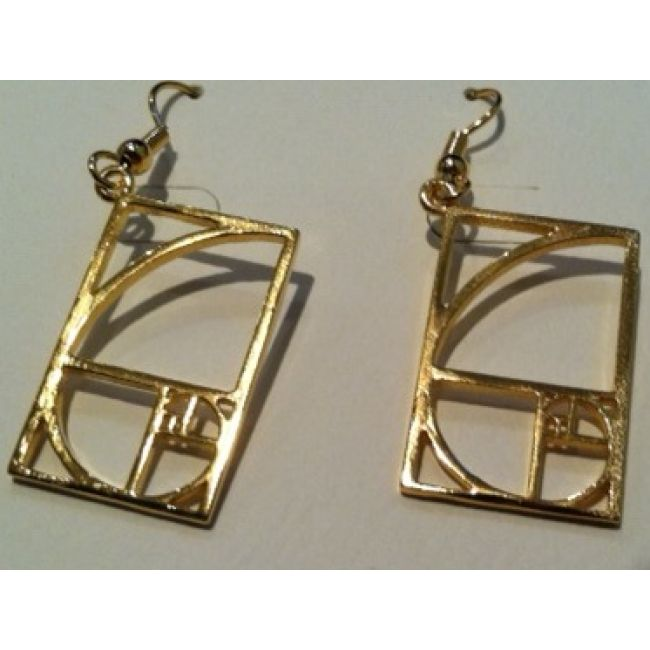 JEWE Golden Mean Earrings