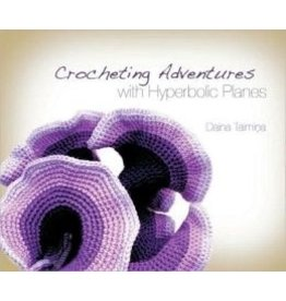 BODV Crocheting Adventures with Hyperbolic Planes, First Edition