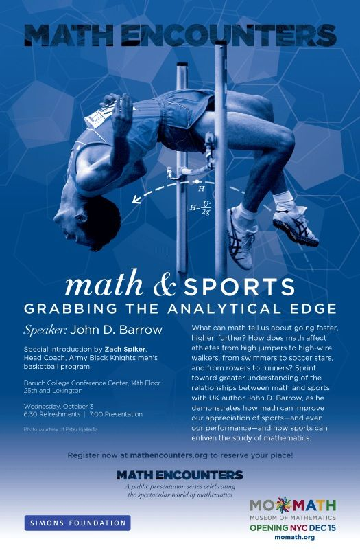 BODV Math Encounters | Math & Sports (DVD)