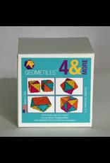 GATO Geometiles - 4&More Right Isosceles Triangles