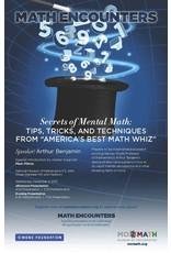 BODV Math Encounters   Secrets of Mental Math by Arthur Benjamin