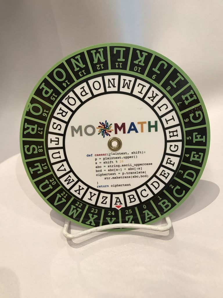 GATO MoMath Crypto Wheel