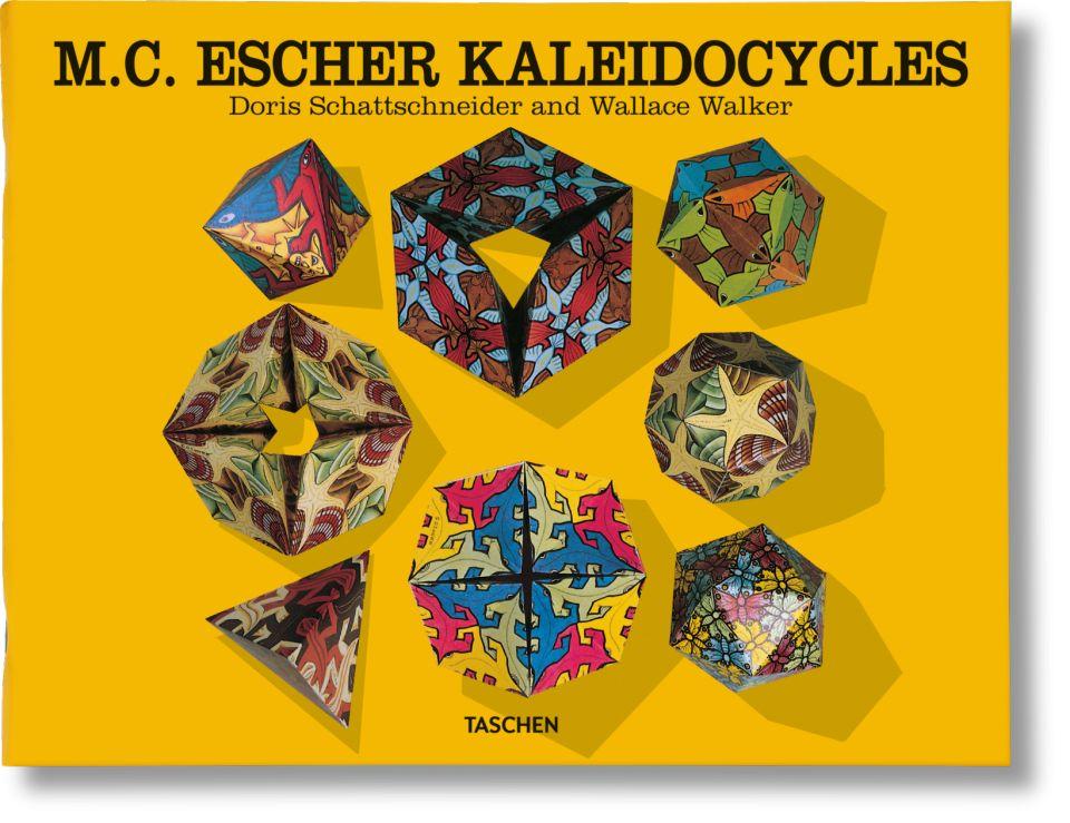 BODV M.C. Escher Kaleidocycles