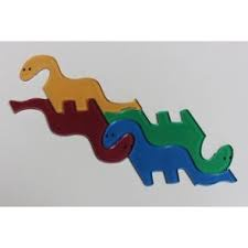 HOME Dinosaur Magnets (Set of 4)