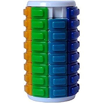 PUZZ ENI Puzzle Bold Multi Color
