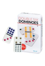 GATO Double Six Dominoes