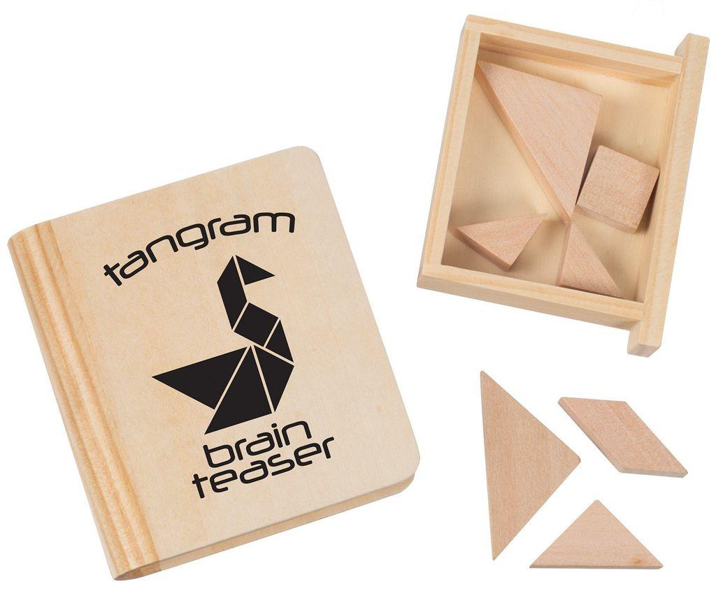 PUZZ Tangram Brain Teaser