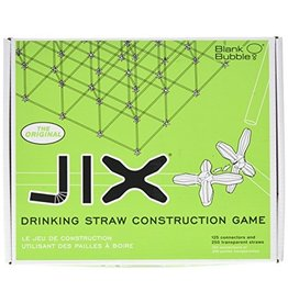 GATO JIX, The Drinking Straw Construction Set