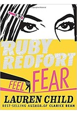 BODV Ruby Redfort: Feel the Fear