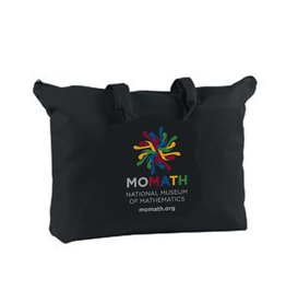 HOME MoMath Tote Bag