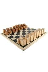 GATO Wooden Chess