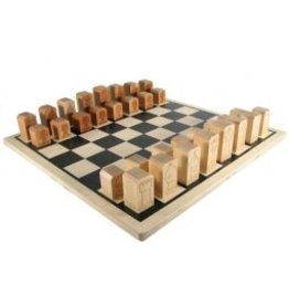 GATO Wooden Chess