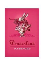 TRIN Wonderland Passport Notebook
