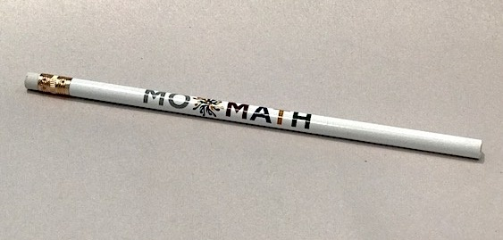 TRIN MoMath Pi Pencil