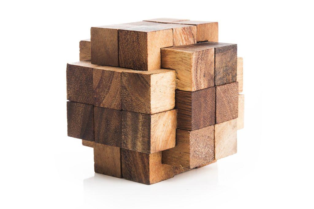 GATO Super Burr Puzzle