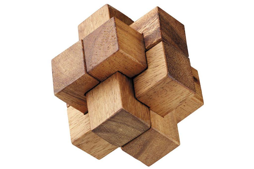 GATO Burr Puzzle